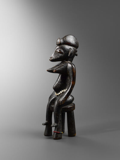'Senufo mask, Ivory Coast', late 19th century