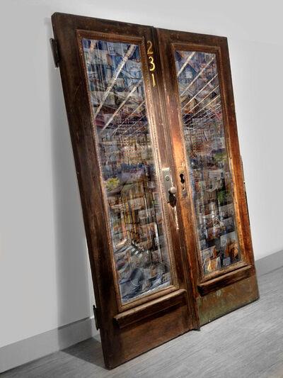 Shai Kremer, 'Door#1 Brooklyn, StreetEasy real-estate sales listings. Feb. 2016 ', 2016
