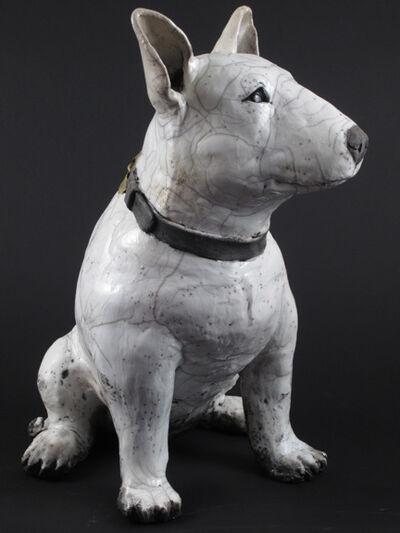 Ronnie Gould, 'Bull terier', 2014