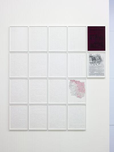 Michael Müller, 'Moosbrugger tanzt (Kap. 87)', 2013