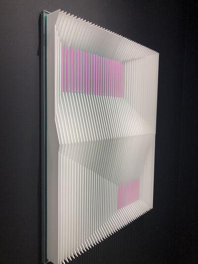 J. Margulis, 'J.Margulis, Inward Pink', 2018