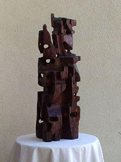 Israel Levitan, 'Termite Tower', 1952