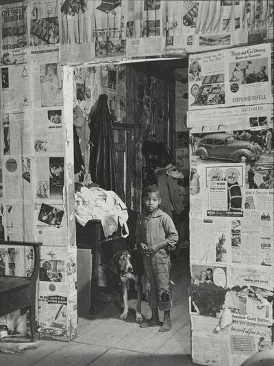 Margaret Bourke-White, 'East Feliciana Parish, Louisiana', 1936