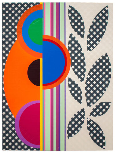 Beatriz Milhazes, 'Tropical Summer', 2014