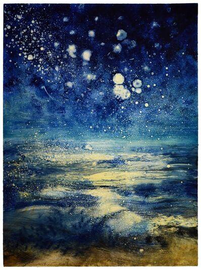 Bill Jacklin, 'Stars and Sea at Night XVIII', 2016