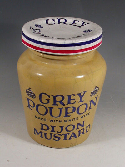 Karen Shapiro, 'Grey Poupon Jar', 2019