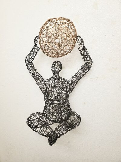 Kristine Mays, 'Weight of the World', ca. 2020