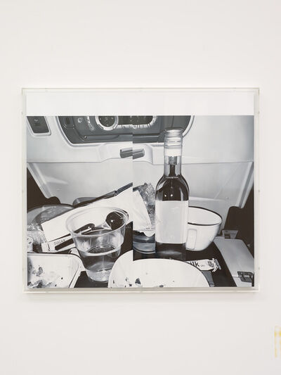 James White, 'The Wine', 2018