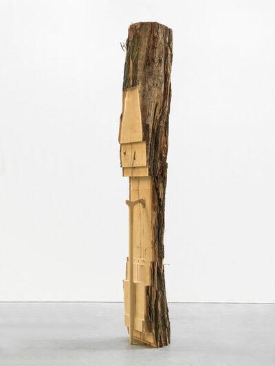 Alicja Kwade, 'awalkingstickisawalkingstickisawalkingstick', 2018