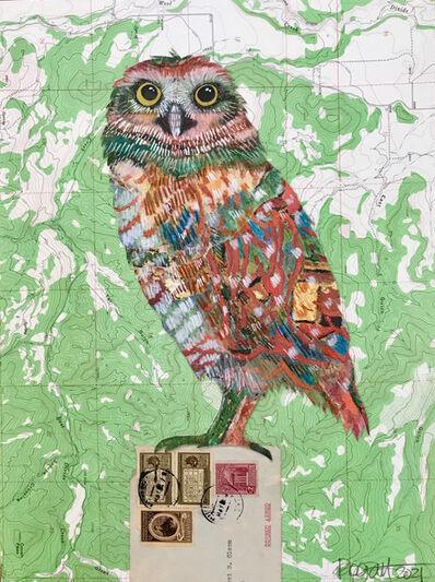 Brenda Bogart, 'Screech Owl #4', 2021