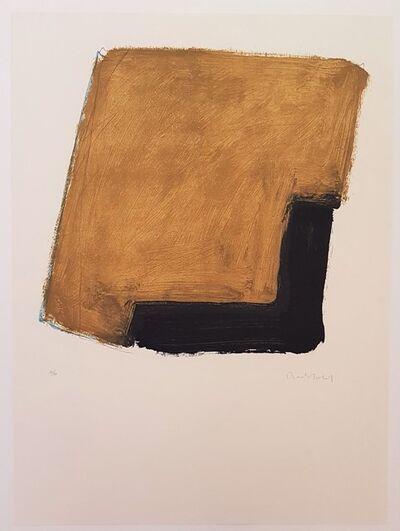 Erwin Bechtold, 'Abstract Composition', 1987
