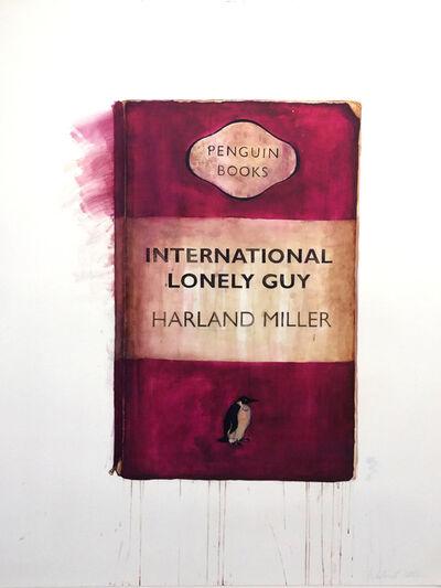 Harland Miller, 'International Lonely Guy - Artist Proof', 2010