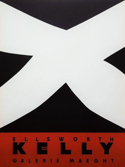 Ellsworth Kelly, 'Galerie Maeght', 1958