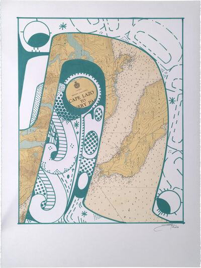 Sonny Assu, 'Landline #2', 2020