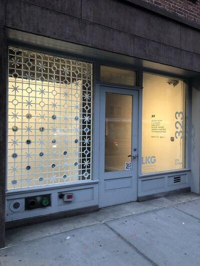 Edra Soto, 'GRAFT | NYC', 2021