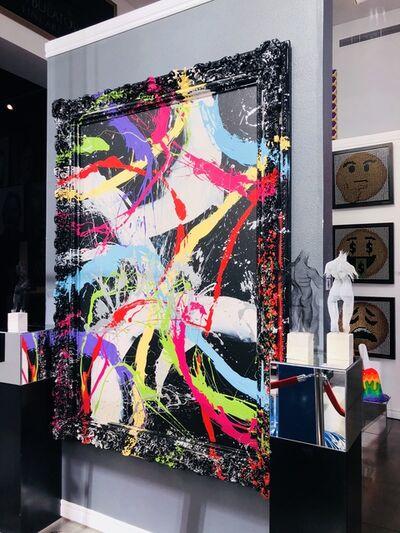 Elena Bulatova, 'Abstract Painting ', 2019