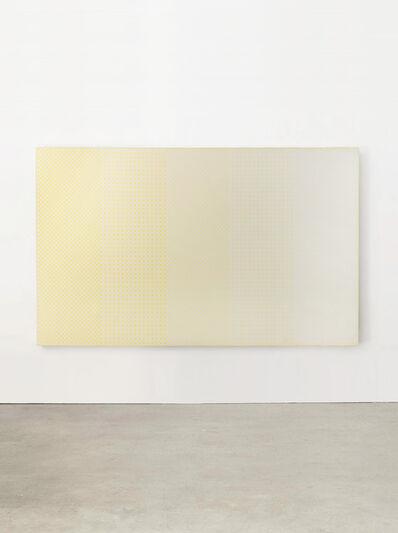 Sanford Wurmfeld, 'II-5 Yellow-LT', 1976-1977