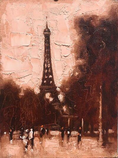 Brett Weaver, 'Eiffel Tower', 2020