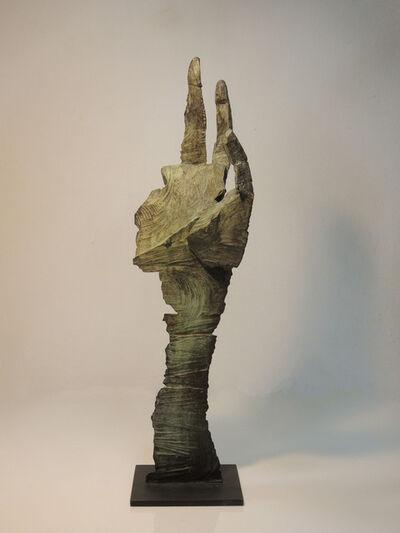 Dietrich Klinge, 'Hand 90', 2008