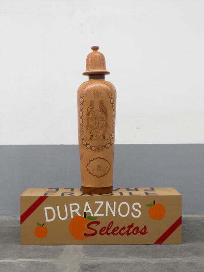 Eduardo Sarabia, 'Untitled (Duraznos Selectos', 2019
