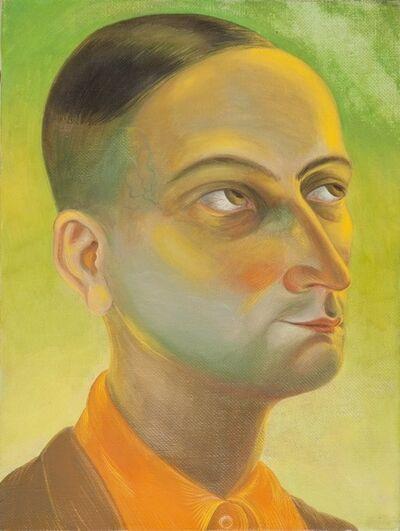 Yuri Rodkin, 'Ritratto-The Charmer', 1997