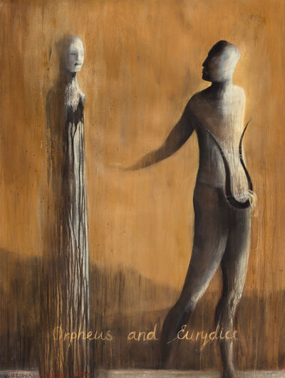 Deborah Bell, 'Orpheus and Eurydice', 2019