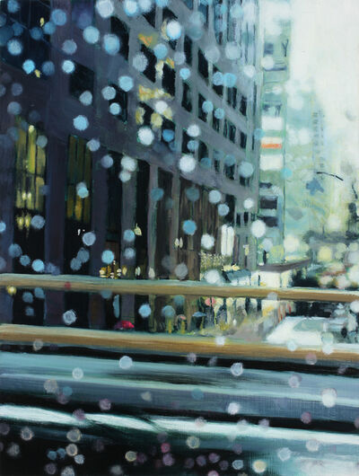Karen Woods, 'Above the Avenue '