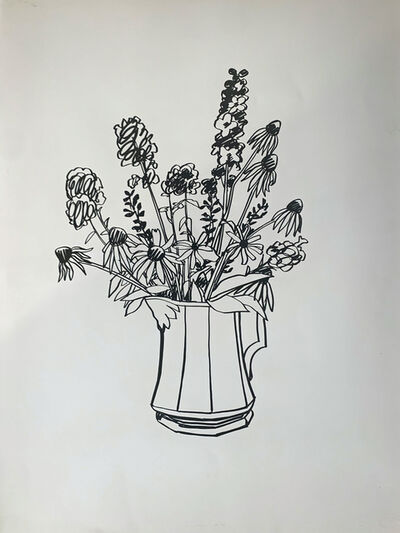 Tom Wesselmann, 'Country Bouquet for Tammy', 1989