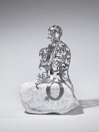 Jaume Plensa, 'White Hermit II', 2019