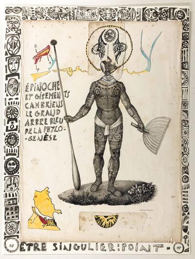 Marcel Miracle, 'Epinoche et gisement cambriens', 2018