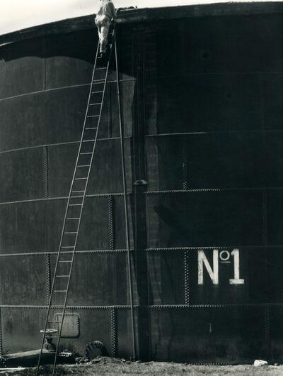 Tina Modotti, 'Tank No. 1', 1927