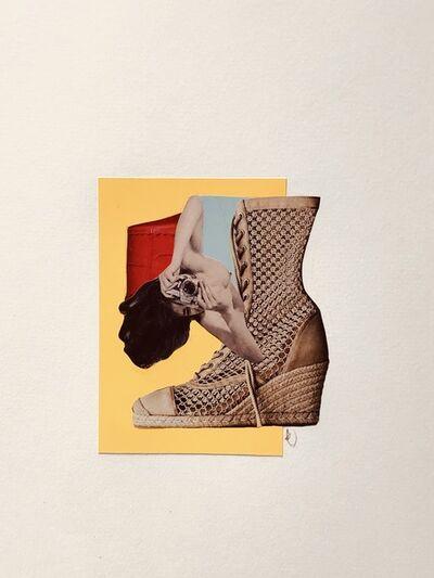 Eve Ozer, 'Fashionista', 2020