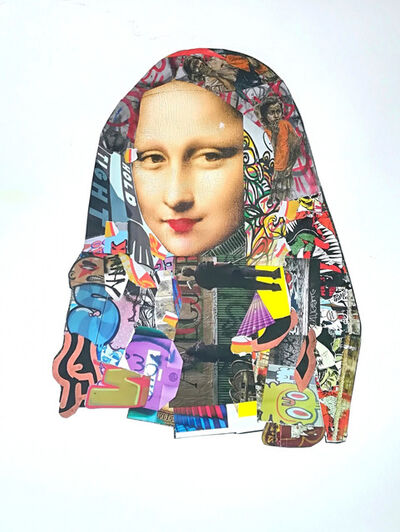 Helen Gørrill, 'Mona with Headcovering', 2018