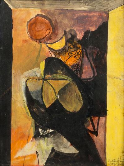 Graham Sutherland, 'Landscape through a Doorway', 1937