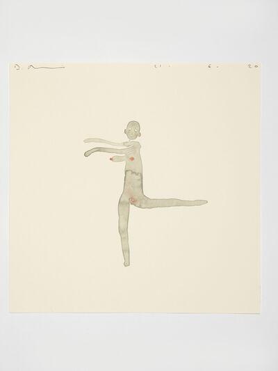 David Austen, 'Midsummer Dancer 21.6.20', 2020