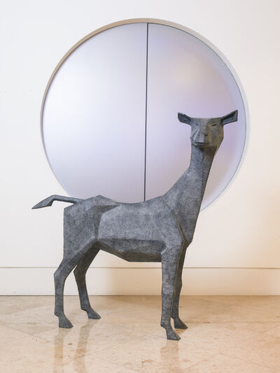 Terence Coventry, 'Goat I', 2004