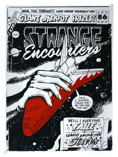 FAILE, 'Strange Encounters', 2007