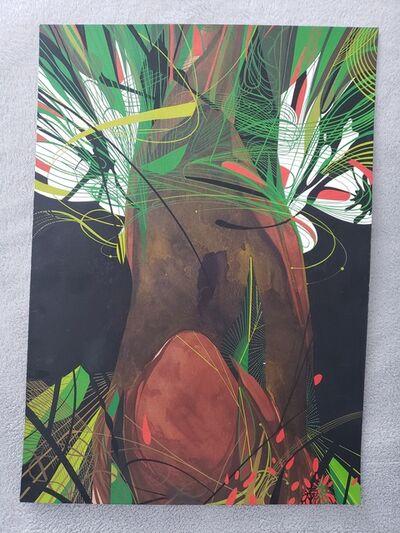 Herbert Baglione, 'Untitled', 2017