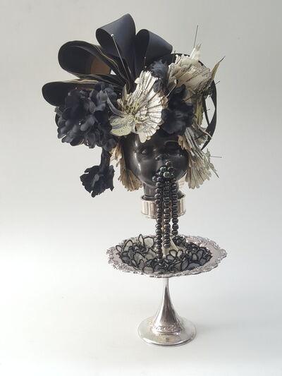 Sai-Wai Foo, 'Black Blossoms & Caviar', 2019