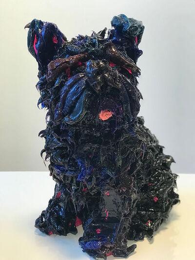 Ismael Lagares, 'Black', 2018