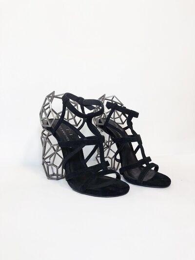 Iris van Herpen, 'Aeriform Shoes ', 2017