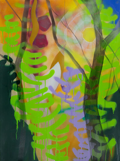 Rachelle Krieger, 'I Grew a Forest of Vivid Dreams', 2019