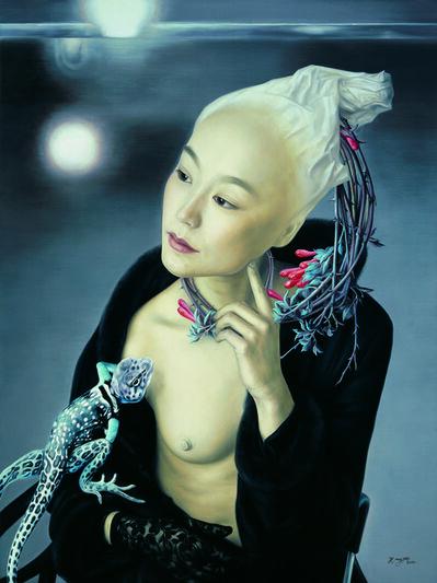 he hongbei, 'My Love', 2010