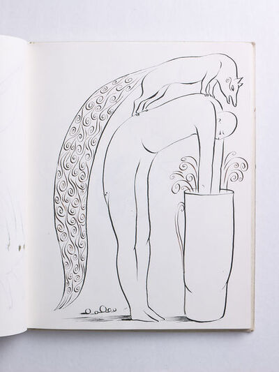 Sasha Meret, 'Personal Sketchbook (Page 14)', 2002-2019