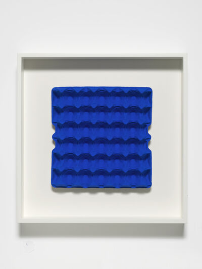Gavin Turk, 'Yves Klein Blue Box ', 2017