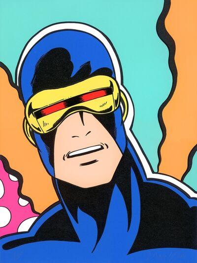 Crash (John Crash Matos), 'Cyclops (X-Men Portfolio)', 2000