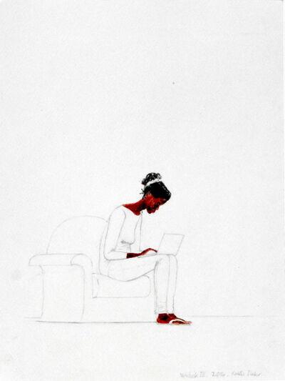 Kimathi Donkor, 'Notebook IIIA', 2014