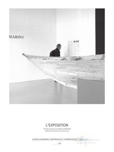 Ludovic Chemarin©, 'L'exposition', 2015