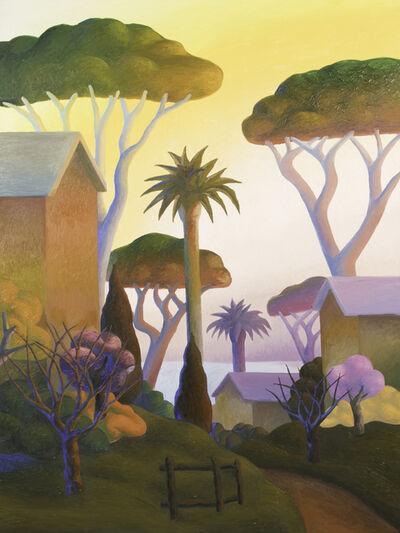 Salvo, 'Paesaggio', 1988