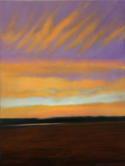 Douglass Freed, 'Cloud Scape Sunset #3', 2020